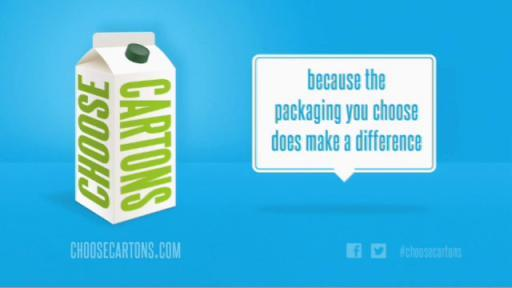 Choose Cartons - Because Packaging Matters