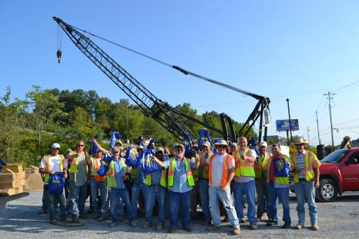 "IRWIN Tools visits dozens of jobsites to say ""Thank You"" to America's skilled tradesmen"