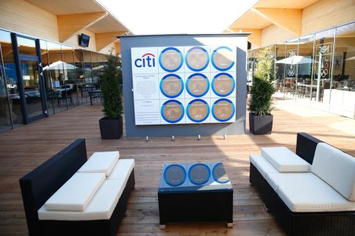 Citi Pixels Display