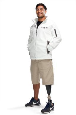 Team USA Paralympian Rico Roman