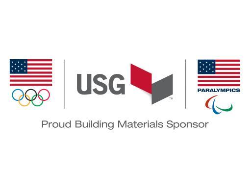 USG Sponsor of USOC Logo