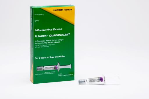 Fluarix Quadrivalent Carton and Vial