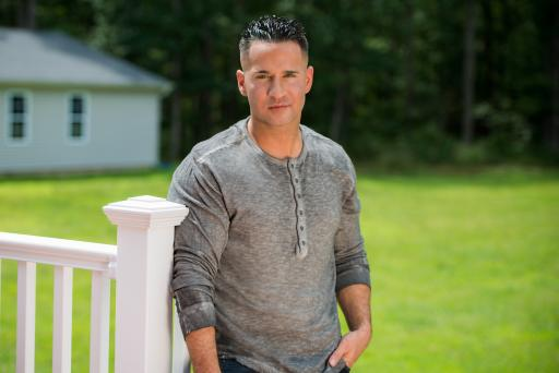 Reality Television Star Michael Sorrentino
