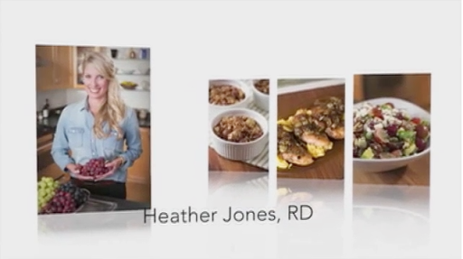 Heather Jones, RD: Grapes from California – The One Ingredient That Can Change Everything