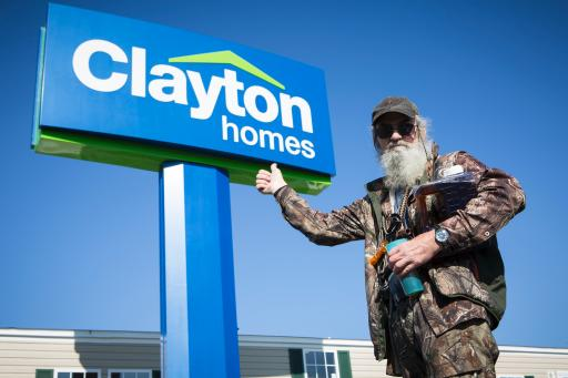 Clayton Homes is a 'Good Call'