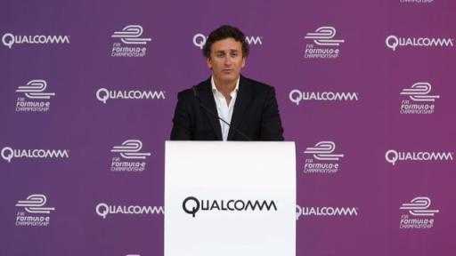 Qualcomm & Formula E Launch Event