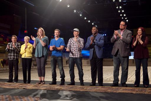 Contestants on Season 3 of Rachael vs. Guy: Celebrity Cook-Off