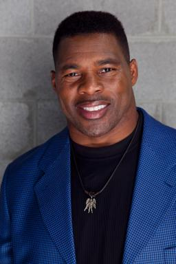 Herschel Walker, contestant on Rachael vs. Guy: Celebrity Cook-Off