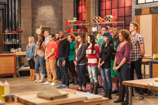 Season five Worst Cooks in America recruits