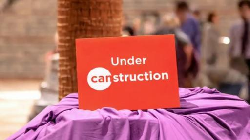 As part of MultiVu's workshop series, participants created videos to capture what Canstruction does.