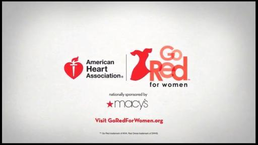 "Go Red For Women's ""The Common Thread,"" featuring the voice of actress Anika Noni Rose"