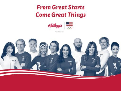 Team Kellogg's
