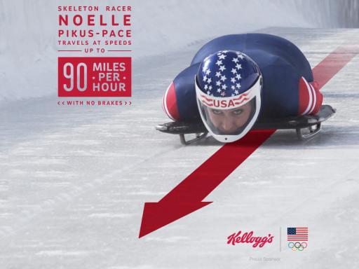 Noelle Pikus-Pace Stat