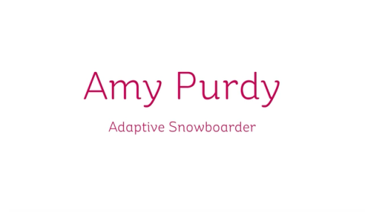 Live It – Amy Purdy