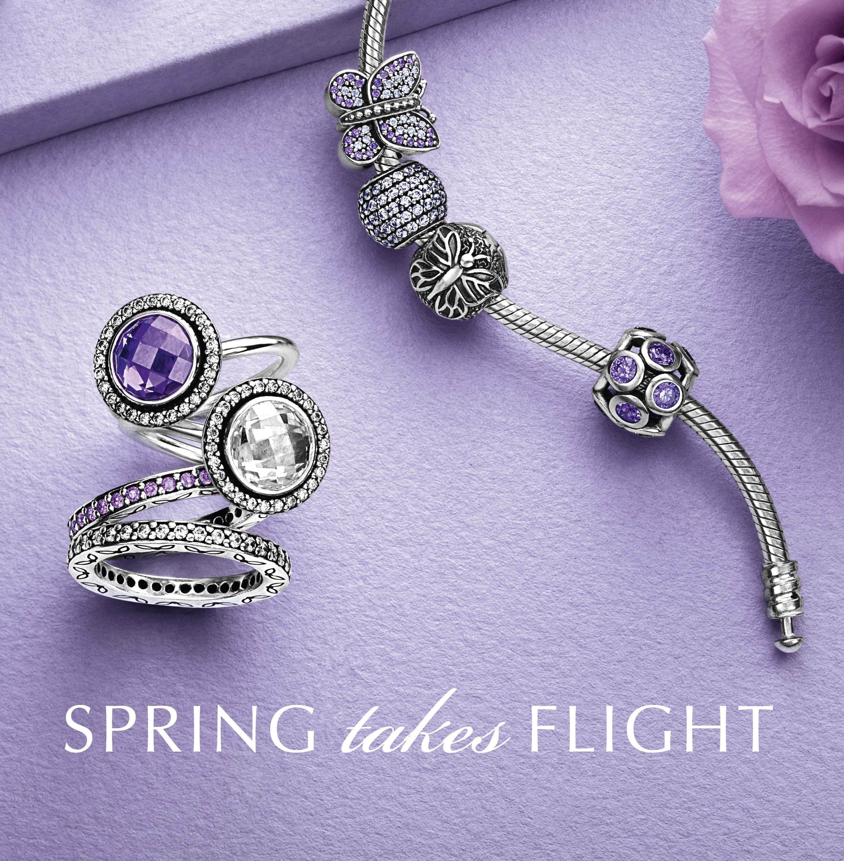 Pandora Jewelry Introduces Sparkling Letter Pendants