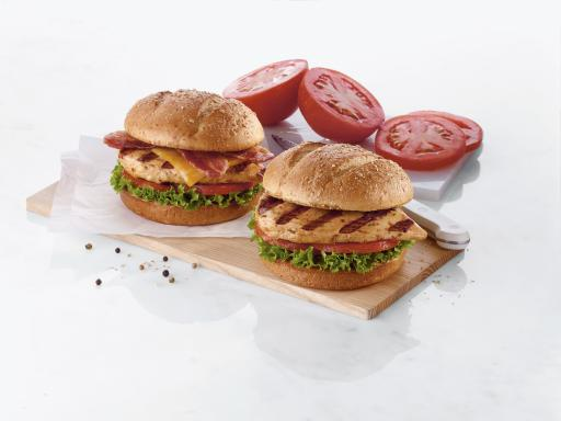 Chick-fil-A® Grilled Chicken Sandwich, Chick-fil-A® Grilled Chicken Club Sandwich