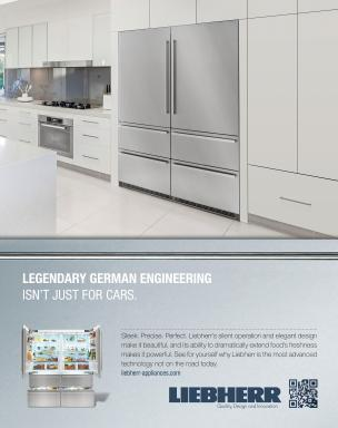 Halo's Luxury Appliance Manufacturer Client Liebherr