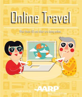 Online Travel Infographic Pt 1
