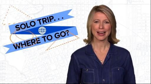 AARP Samantha Brown's Tips for Traveling Solo