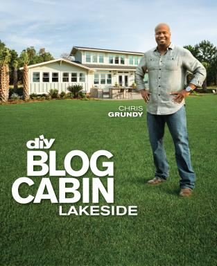 Host Chris Grundy showcases DIY Network's 2014 Blog Cabin.