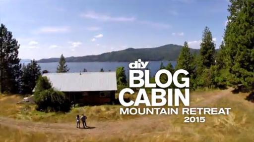 Tour the 2015 Blog Cabin location in Coeur D'Alene, Idaho