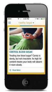 Healthy Target Diabetes