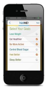 Healthy Target Goals