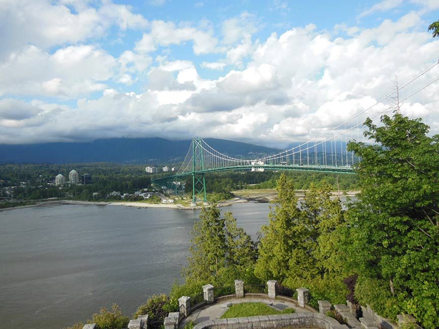 The 2014 TripAdvisor Travelers' Choice awards for Attractions named Stanley Park in Vancouver, Canada the #1 park in the world. (A TripAdvisor traveler photo)