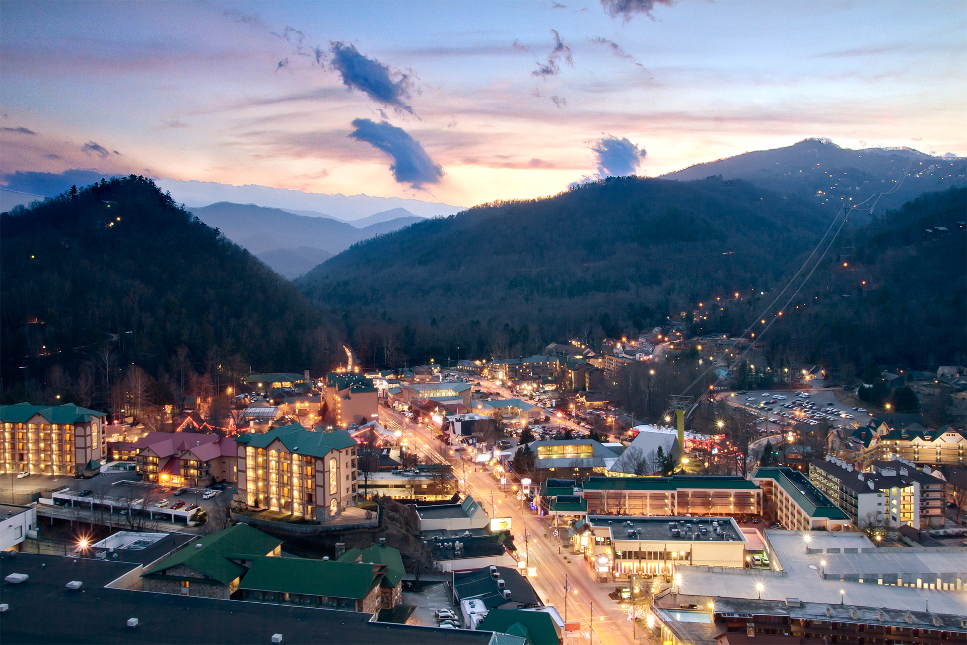 Gatlinburg, TN came in as the third least expensive spot this summer on TripAdvisor's TripIndex Vacation Rentals. (A TripAdvisor traveler photo)