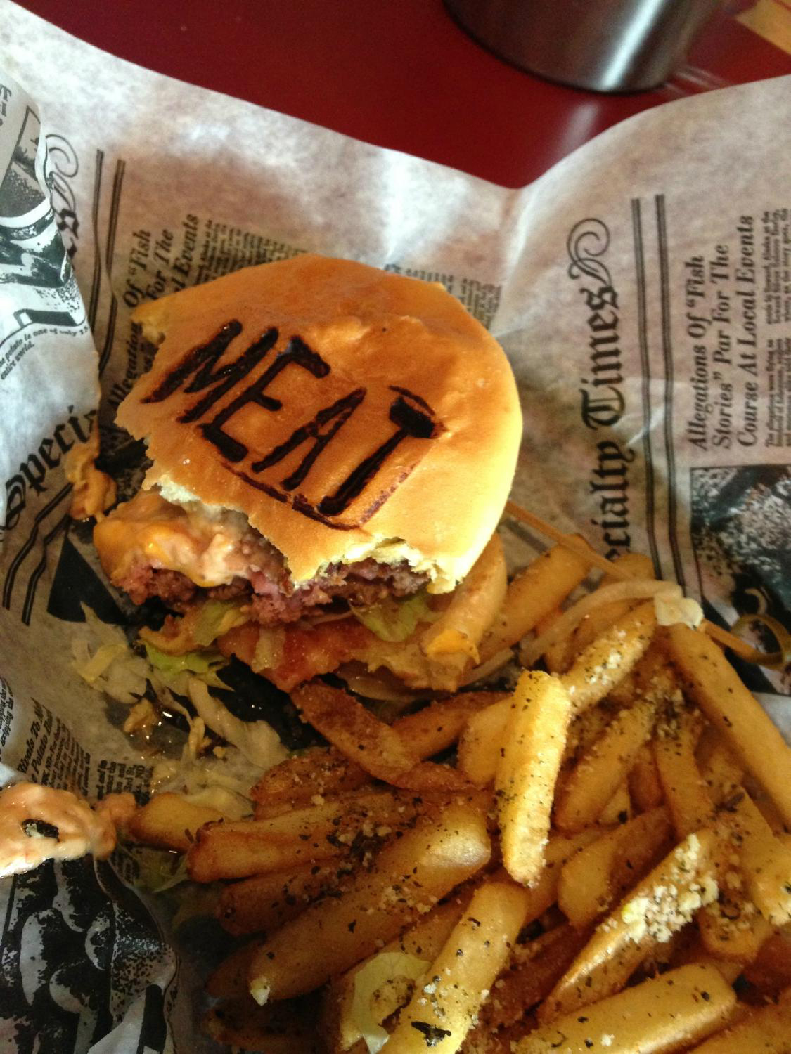 MEAT Eatery And Taproom in Islamorada, FL is one of America's top burger joints, according to TripAdvisor reviewers. (A TripAdvisor traveler photo)