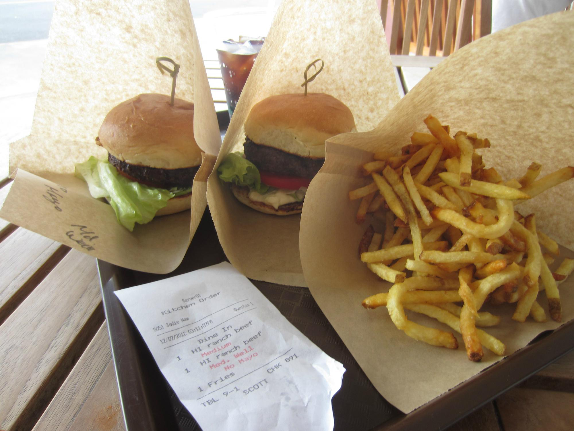 Hawaii's Village Burger in Waimea is among the top burger joints in the U.S., according to TripAdvisor reviewers (A TripAdvisor traveler photo)