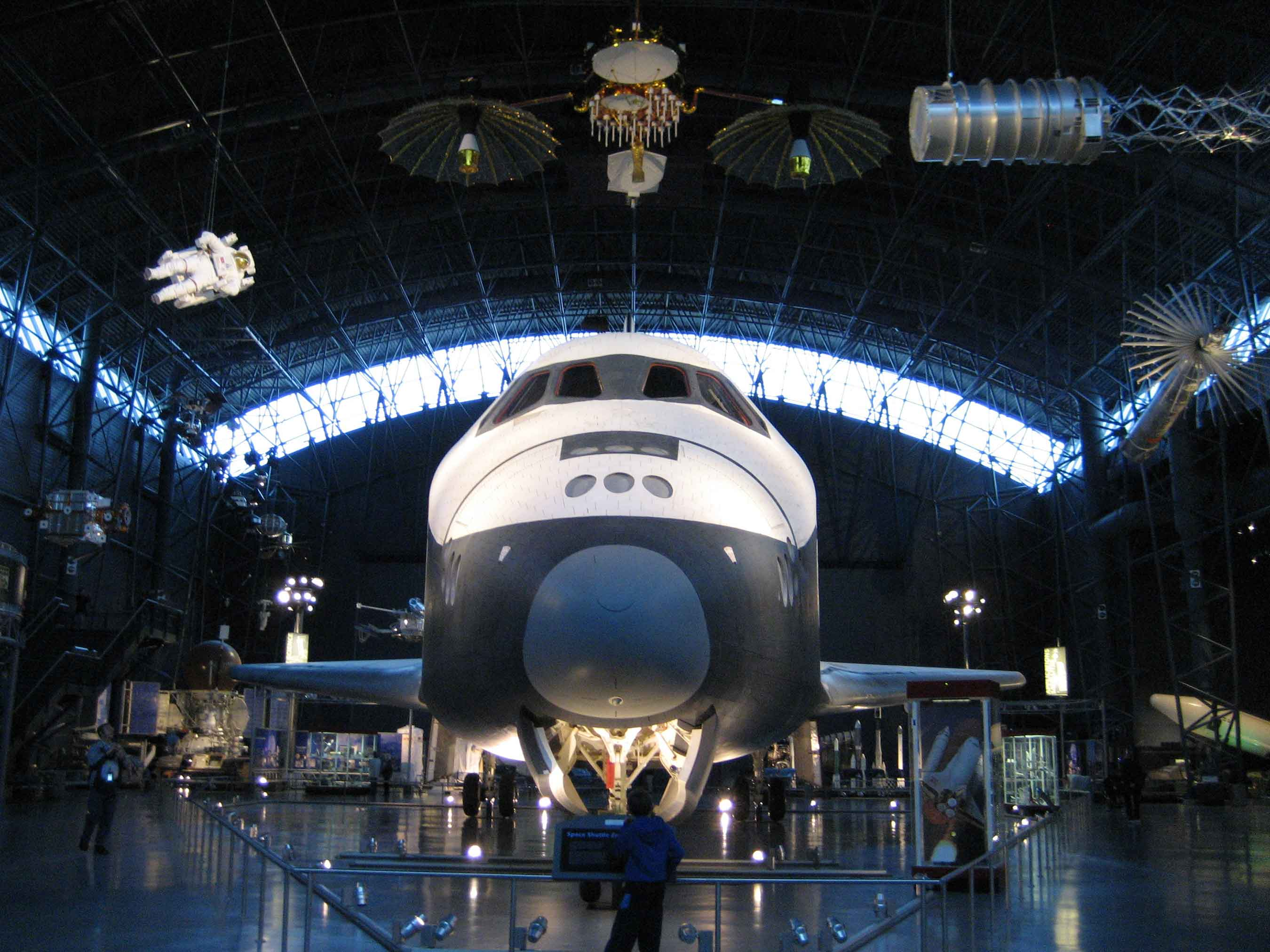 The Smithsonian Air and Space Museum in Chantilly, VA is the top space-themed attraction in the U.S., according to TripAdvisor. (A TripAdvisor traveler photo)
