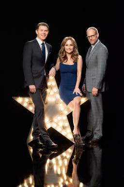 Food Network Star Mentors Bobby Flay, Giada De Laurentiis and Alton Brown