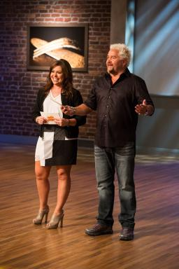 Mentors Rachael Ray and Guy Fieri Greet the Kidtestants