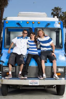 Team Middle Feast, Competitor on Season 5 of The Great Food Truck Race
