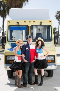 Team Lone Star Chuck Wagon, Competitor on Season 5 of The Great Food Truck Race