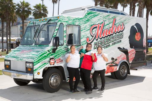 Team Madres Mexican Meals, Competitor on Season 5 of The Great Food Truck Race
