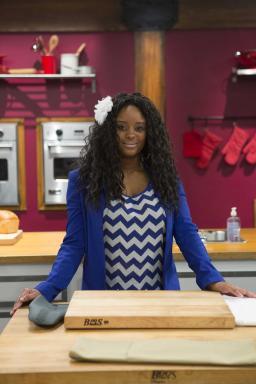 Kortni Montgomery, Contestant on Worst Cooks in America