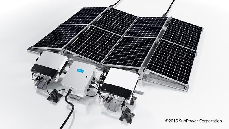 SunPower® Helix™ Assembled