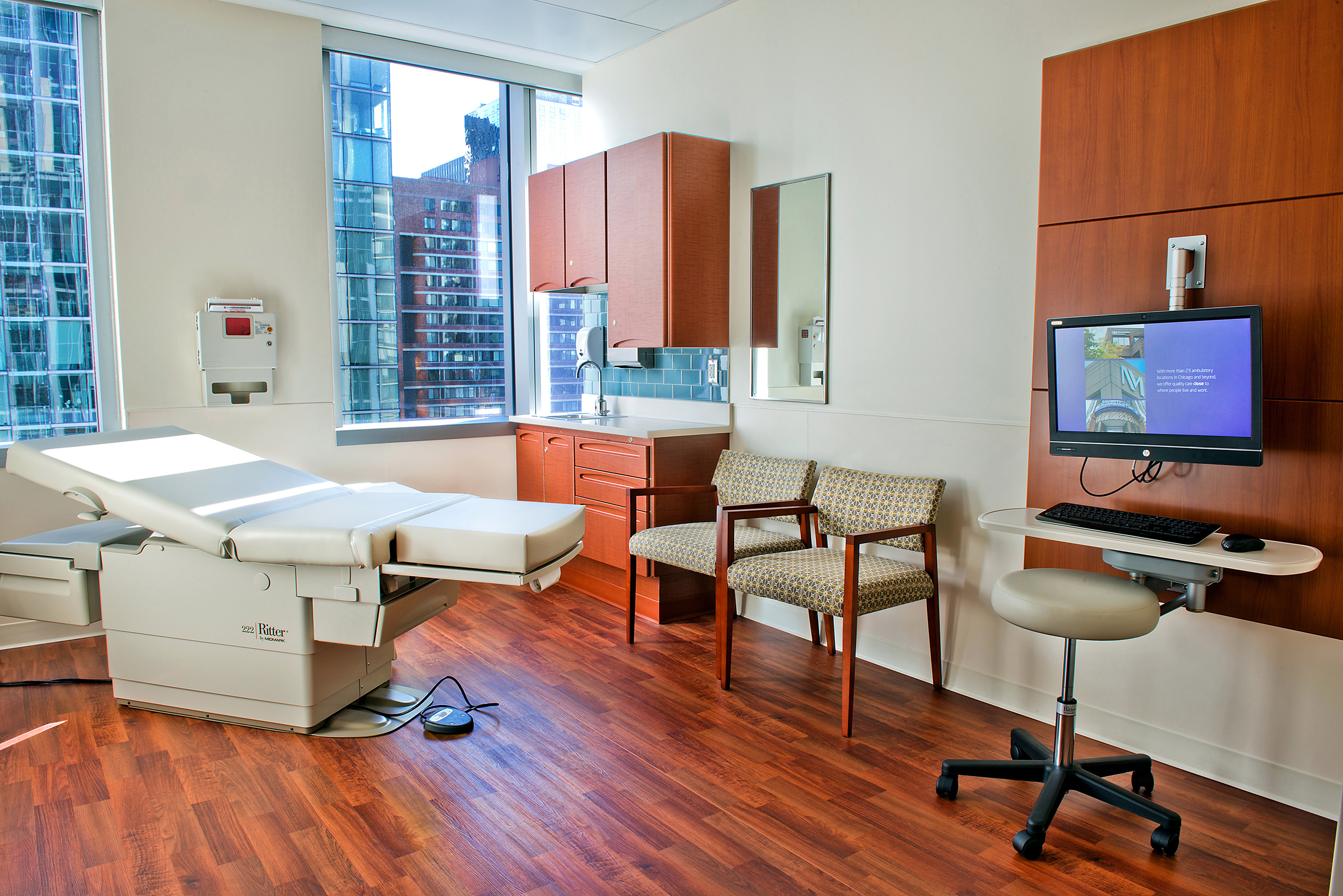 Northwestern Medicine 174 Opens New Patient Pavilion On