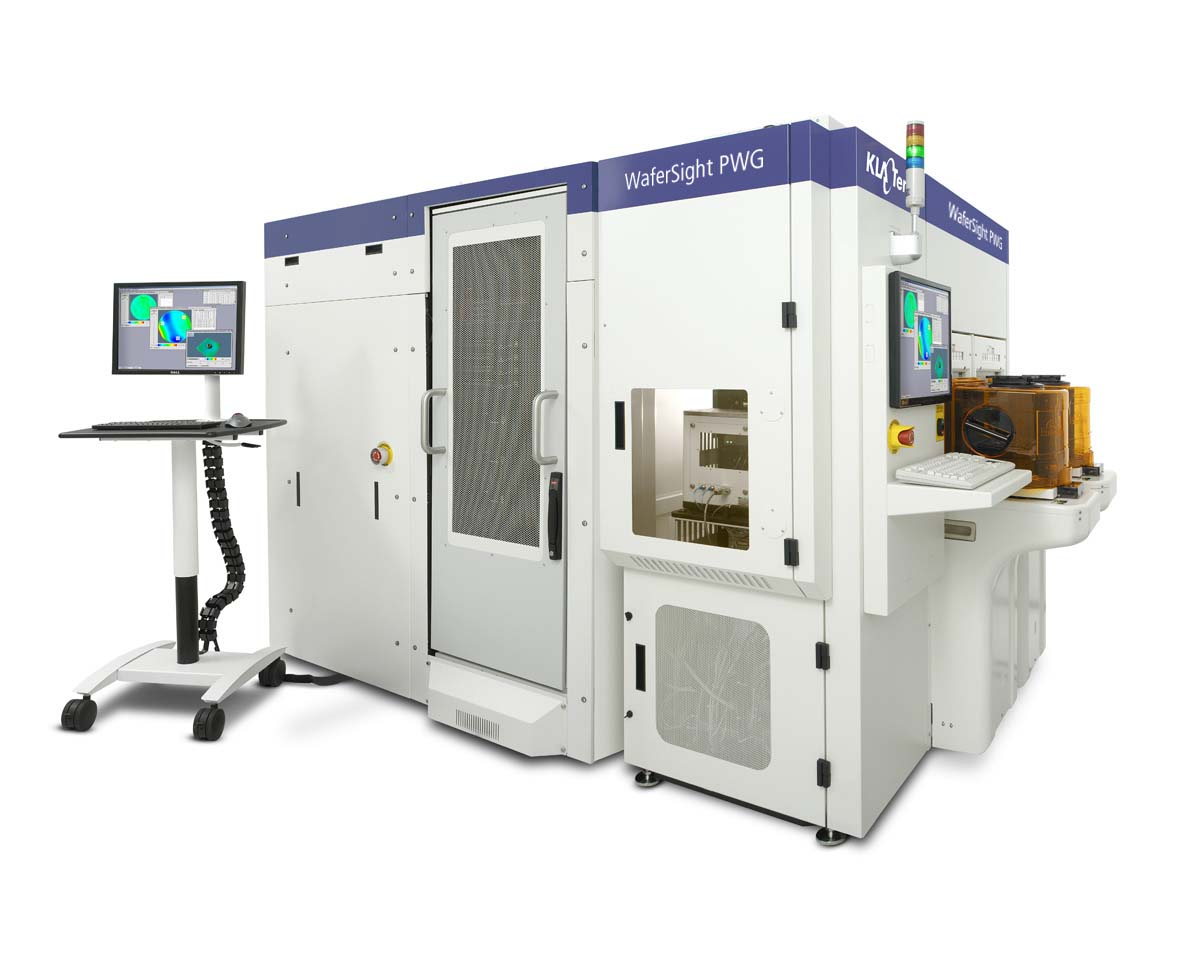 KLA-Tencor's WaferSight(TM) PWG patterned wafer geometry system provides high-throughput characterization and monitoring of fab-wide processes for improved IC production patterning