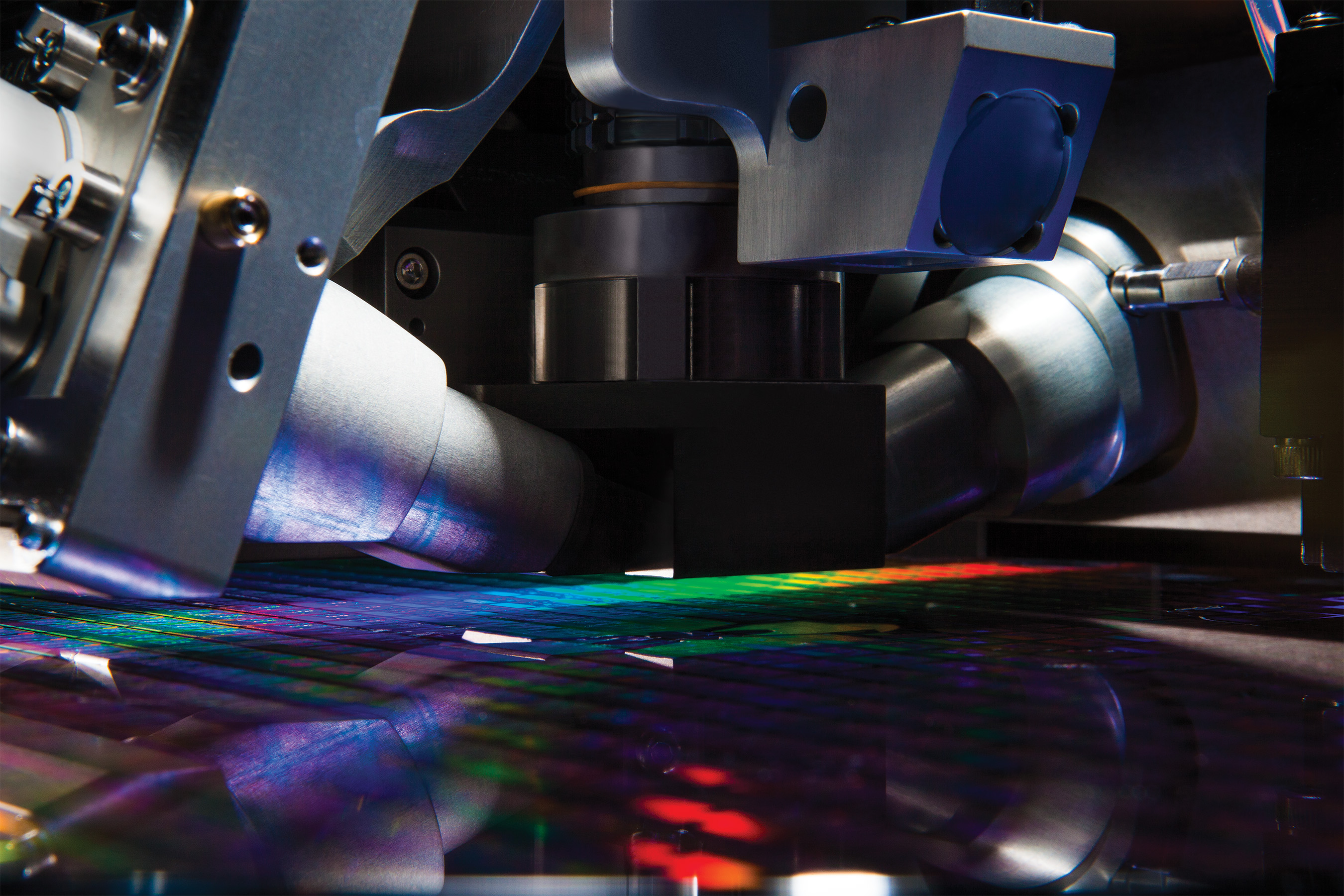 KLA-Tencor's metrology systems include multiple optical technologies enabling non-destructive, production-capable measurement of overlay, film thickness, critical dimension and device profile across a diverse range of IC process layers, device types and design nodes.