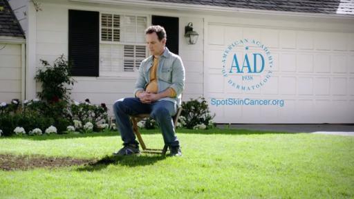American Academy of Dermatology Lawn PSA (15 sec)