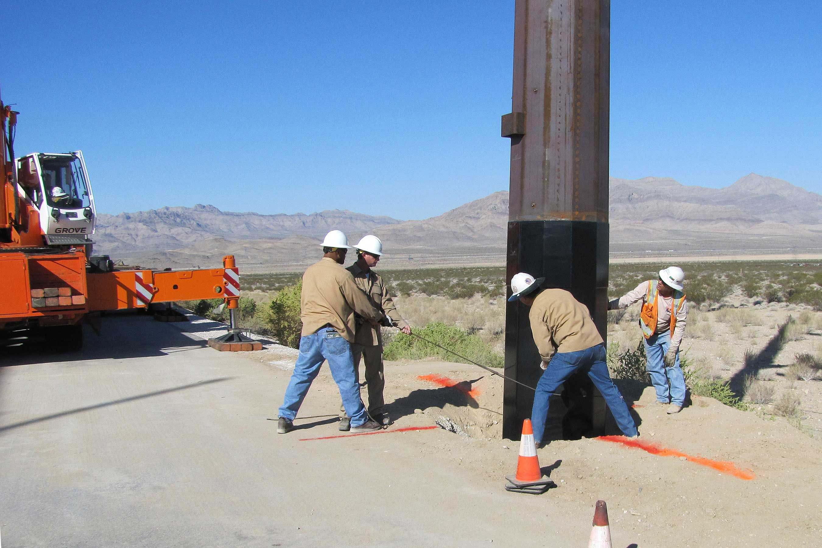 New Infrastructure - NV Energy is investing in our electrical system.