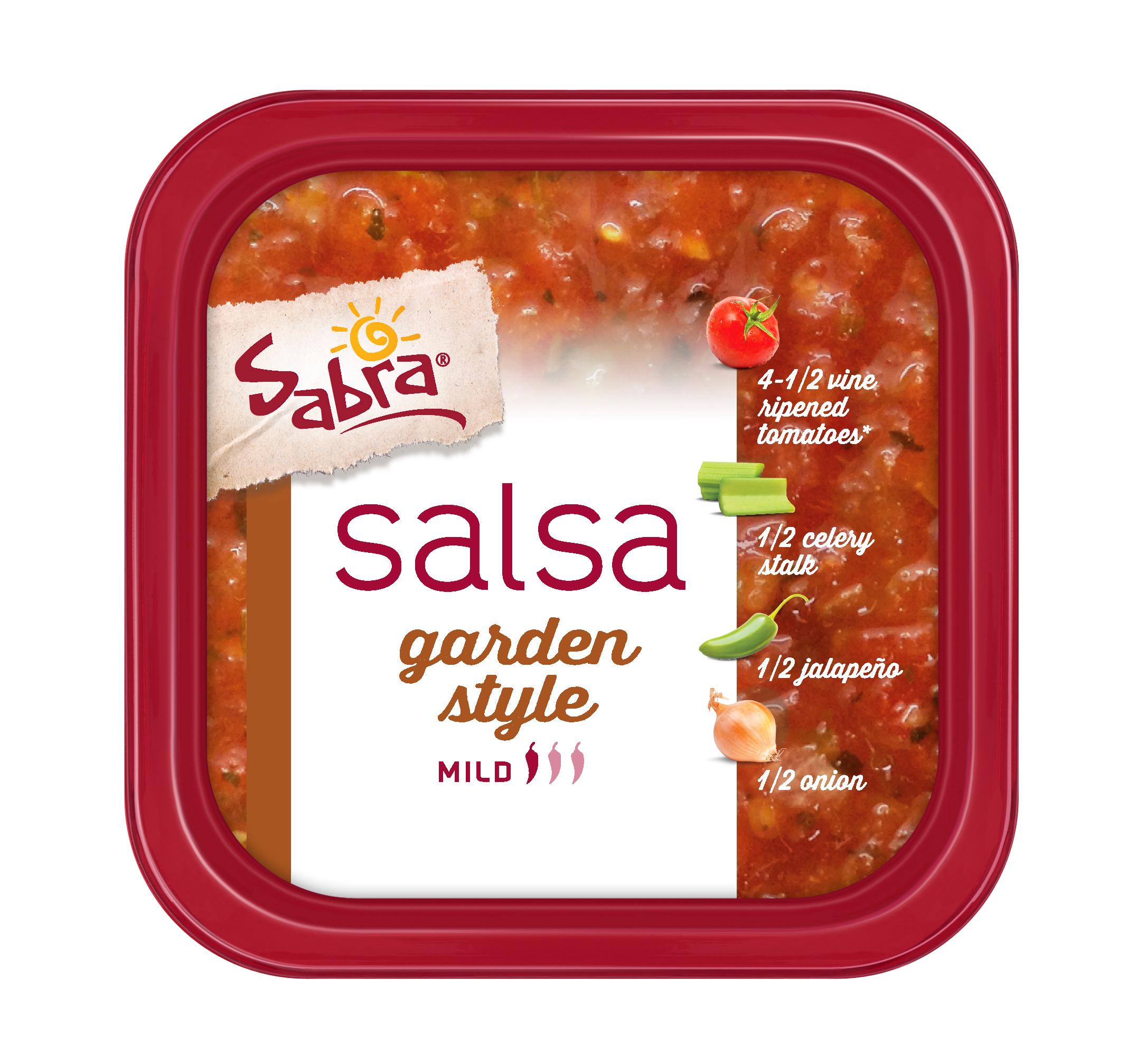 Sabra Garden Style Salsa