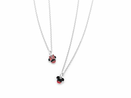 PANDORA introduces Mickey and Minnie icon dangles in sterling silver