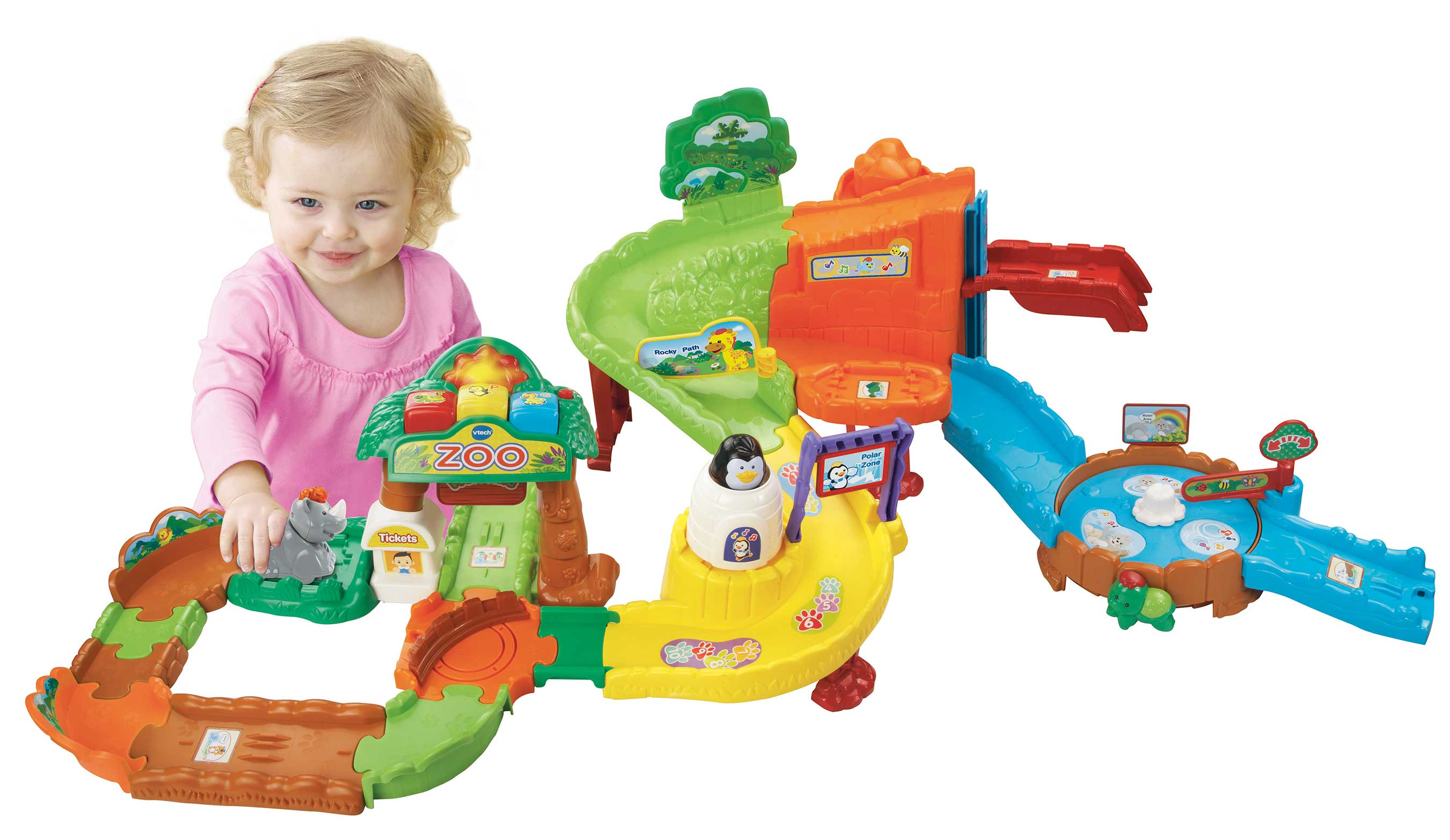 Toys By Brand : Vtech announces new go smart animals™ brand