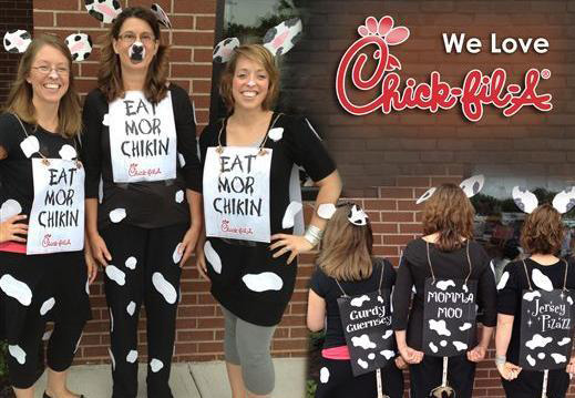 Chick-fil-A Invites Customers to Show Their Spots, Eat for ...