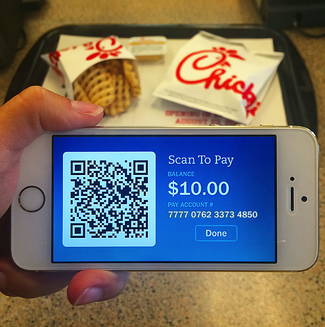 Chick Fil A Launches Mobile Payment Nationwide Pilots