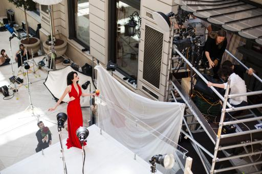 Campari Calendar 2015 BTS July 10 by Francesco-Pizzo - 6